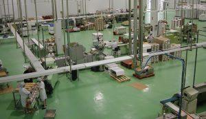 Interior de la factoría de Turrones El Lobo-1880./FOTO CONFECTIONARY HOLDING