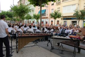 Concierto de la Agrupació Artísitico Musical El Trabajo en conmemoración de su centenario en 2008
