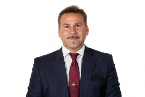 Alejandro Morant, alcalde de Busot y diputado de la Diputación de Alicante.