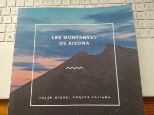 Portada del llibre de Josep Miquel Arques Galiana editat per l'Ajuntament el 2016.
